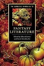 The Cambridge Companion to Fantasy…
