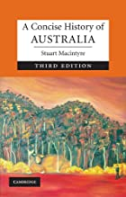 A Concise History of Australia by Stuart…