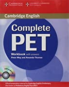 Complete PET Workbook with answers with…