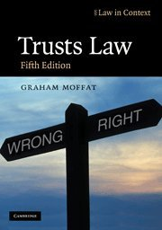 trusts-law-text-and-materials-law-in-context