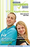 Potts, Colin: Cambridge Checkpoints VCE IT Applications 2009
