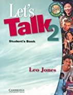 Let's Talk 2 Student's Book by Leo Jones