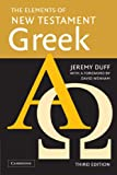 Duff, Jeremy: The Elements Of New Testament Greek