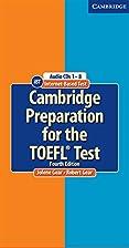 Cambridge Preparation for the TOEFL® Test…