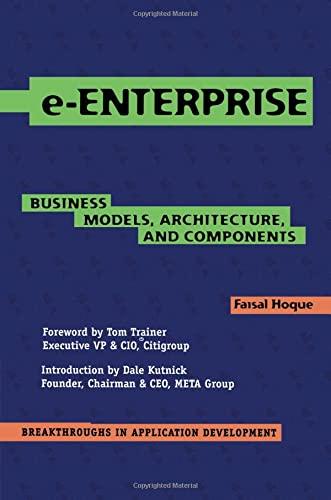 e-enterprise-business-models-architecture-and-components-breakthroughs-in-application-development