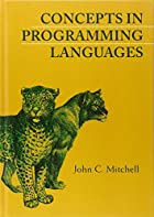 Concepts in Programming Languages by John C.…