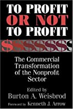 To Profit or Not to Profit: The Commercial…