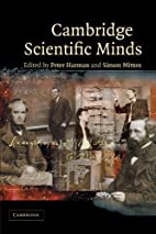 Cambridge Scientific Minds by Peter Harman