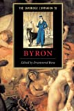 Drummond, Bone: Cambridge Companion to Byron