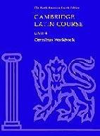Cambridge Latin Course Unit 4 Omnibus…