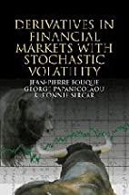 Derivatives in Financial Markets with…