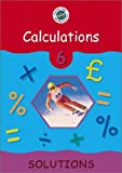 Barber, Anne: Cambridge Mathematics Direct 6 Calculations Solutions