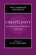 The Cambridge History of Christianity:…