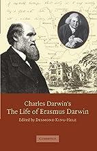 The Life of Erasmus Darwin by Charles Darwin