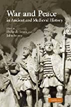 War and Peace in Ancient and Medieval…