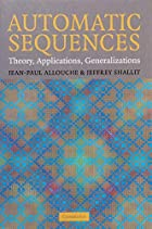 Automatic Sequences: Theory, Applications,&hellip;