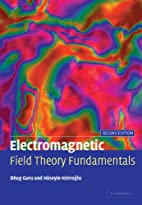 Electromagnetic Field Theory Fundamentals by…