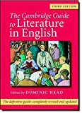 Head, Dominic: The Cambridge Guide To Literature In English