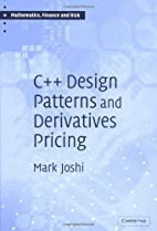 C++ Design Patterns and Derivatives Pricing…