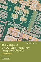 The Design of CMOS Radio-Frequency…