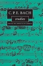 C.P.E. Bach Studies (Cambridge Composer…