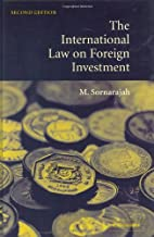 The International Law on Foreign Investment…