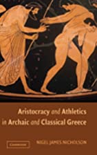 Aristocracy and athletics in Archaic and…