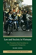 Law and Society in Vietnam: The Transition…