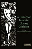Plain, Gill: A History of Feminist Literary Criticism