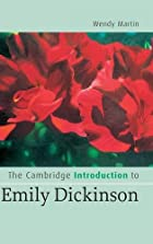 The Cambridge introduction to Emily…
