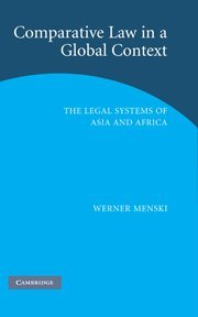 comparative-law-in-a-global-context-the-legal-systems-of-asia-and-africa