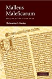 Mackay, Christopher S.: Malleus Maleficarum