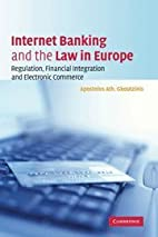 Internet Banking and the Law in Europe:…