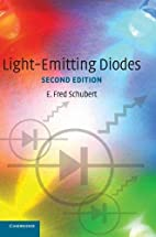 Light-Emitting Diodes by E. Fred Schubert
