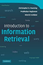 Introduction to information retrieval by…