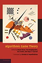 Algorithmic Game Theory by Noam Nisan