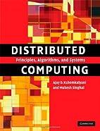 Distributed Computing: Principles,…