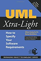 UML Xtra-Light: How to Specify Your Software…