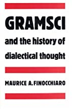 Gramsci and the History of Dialectical…