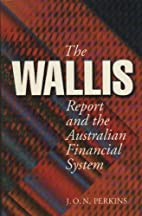 The Wallis report and the Australian…