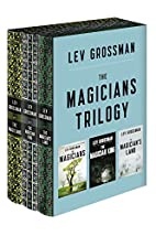 The Magicians Trilogy Boxed Set by Lev…