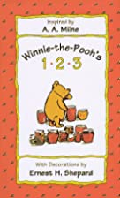 Winnie-the-Pooh's 1, 2, 3 by A. A.…