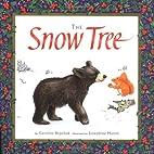 Snow Tree by Caroline Repchuk