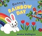 Bunny's rainbow day by Monica…