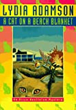 Adamson, Lydia: A Cat on a Beach Blanket