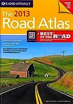 Rand McNally Road Atlas 2013 by Rand McNally…