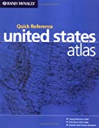 Rand McNally Quick Reference United States…