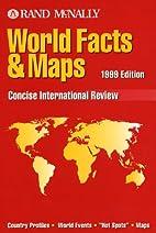 Rand McNally World Facts & Maps by Rand…