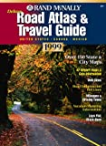 [???]: Rand McNally Deluxe Road Atlas &amp; Travel Guide 1999: United States Canada Mexico