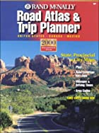 Rand McNally Road Atlas & Trip Planner:…